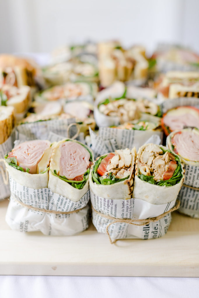 Our Baby Bash Party- Party Food and Decor Ideas | Featured on It